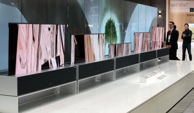 OLED displays to account for 3% of TV panel market in 2021
