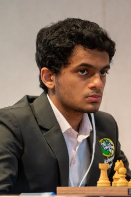 Sarin slips to joint second spot in RTU Open classical chess