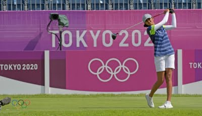 Olympics: Golfer Aditi Ashok remains in hunt at the halfway stage