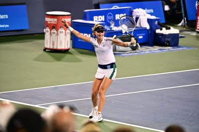 Teichmann jumps 32 places in WTA rankings, Barty consolidates position at top