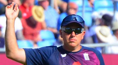 England are not afraid of a fight: Head coach Chris Silverwood