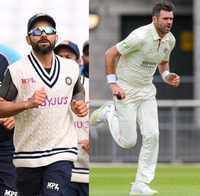 This is what old age makes you do: Kohli to Anderson