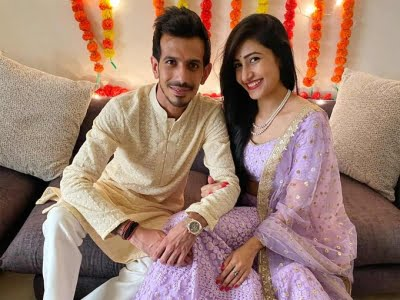 T20 World Cup: Wife reacts after Chahal not picked in India squad