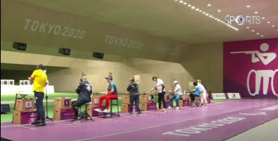 Paralympics: Jakhar finishes fifth in Mixed 25m pistol shooting