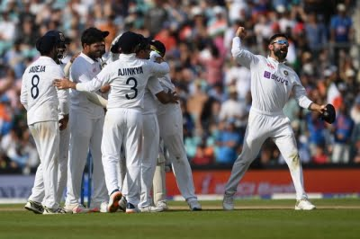 Fourth Test: India win by 157 runs, take 2-1 lead in series
