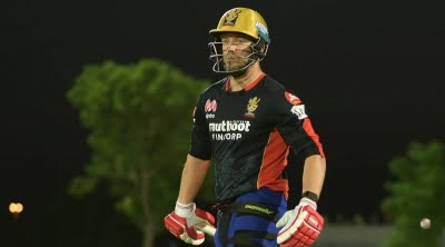 IPL 2021: De Villiers hits ton in RCB's first practice match