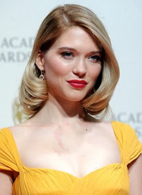 Lea Seydoux: Romance is at the heart of 'No Time To Die'