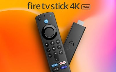 Amazon Fire TV Stick 4K Max with Wi-Fi 6 launched