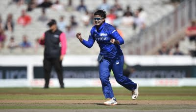 Deepti Sharma moves up one place in Women's T20I rankings
