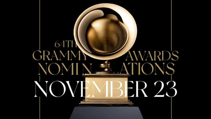 Grammy nominees to be unveiled on Nov 22 with new format