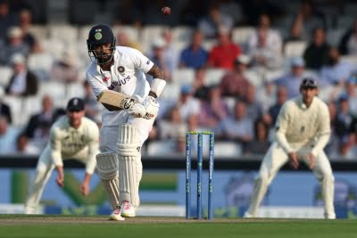 4th Test: KL Rahul fined 15% of match fees for showing dissent
