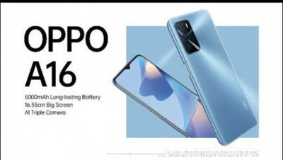 OPPO A16 with 5,000mAh battery, AI triple camera