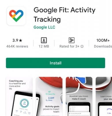 Google Fit passes 100 mn installs on Android