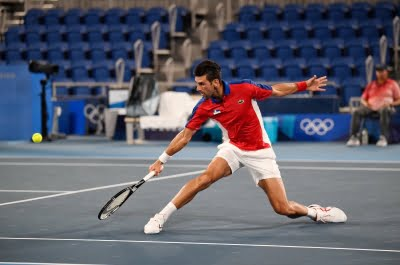 Djokovic secures QF berth, on course for calendar-year Grand Slam
