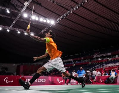 Paralympics: Bhagat wins first gold for India in badminton