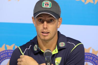 Ashes will be one of my last cracks: Pattinson
