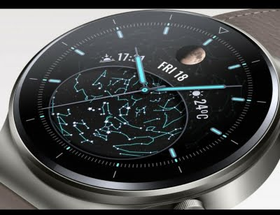 Huawei to unveil its premium GT series smartwatch in India next week