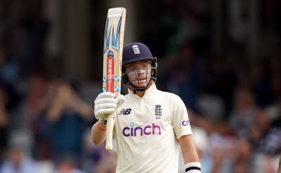 Ollie Pope has benefitted from a small but important tweak: Hussain