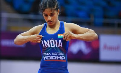 Vinesh undergoes elbow surgery; WFI clueless about how she got injured