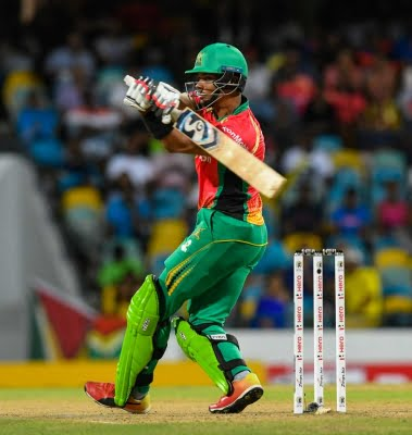 CPL 2021: King guides Guyana to Top-4; Jamaica improve chances of play-offs