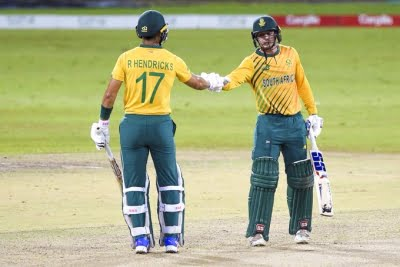 South Africa beat Sri Lanka by 10 wickets, win series 3-0