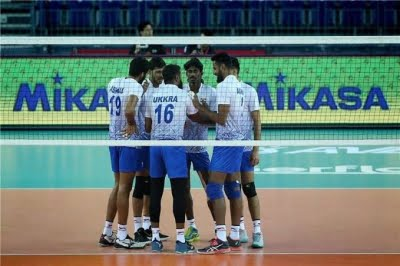 India lose to Bahrain in Asian volleyball opener