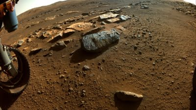 Perseverance's rock sample to give insight into Mars' history