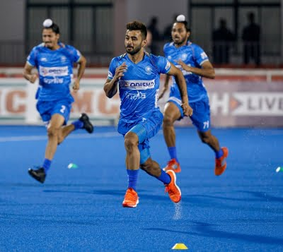 Need to start planning for Asian Games now: Hockey captain Manpreet Singh
