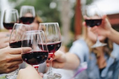 Alcohol-free wine maybe just as good for your heart as real wine