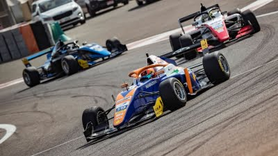 Daruvala claims F2 Sprint Race for first win of the season