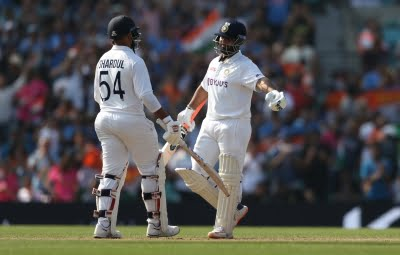 Fourth Test: India all out for 466, set a target of 368