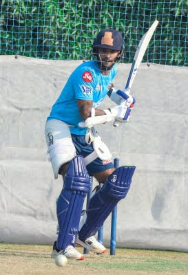 Important for us to start IPL phase-2 on a high note: Delhi Capitals' Dhawan