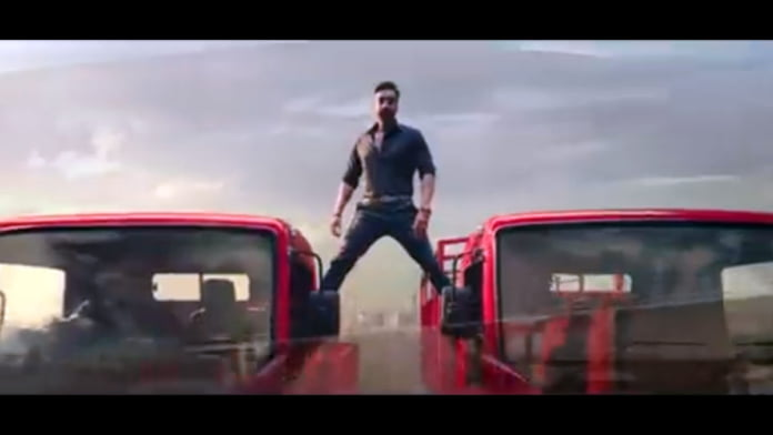 Ajay Devgn: Was great shooting truck stunt commercial