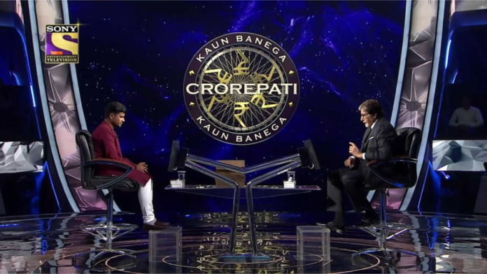 Amitabh Bachchan now turns 'delivery man' on 'KBC 13'