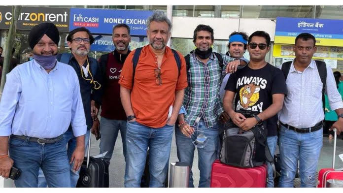 What's brewing with Anubhav Sinha?