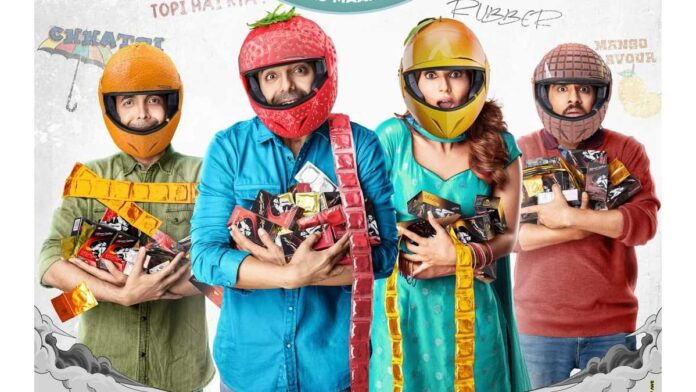 Movie Review | Helmet: Protection to be taken in a lighter vein