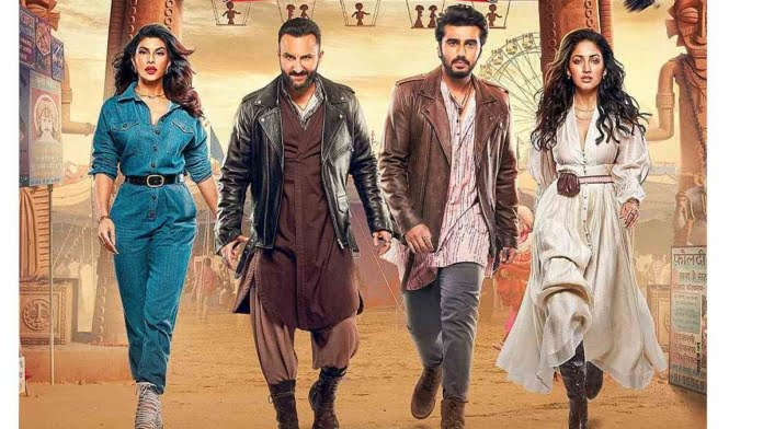 Movie Review |Bhoot Police: Saif, Arjun enthrall with perfect comic timing
