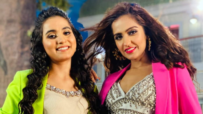 Asees Kaur-Renuka Panwar make it to the Times Square