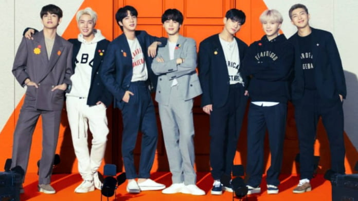 Pop icons BTS to return with virtual concert