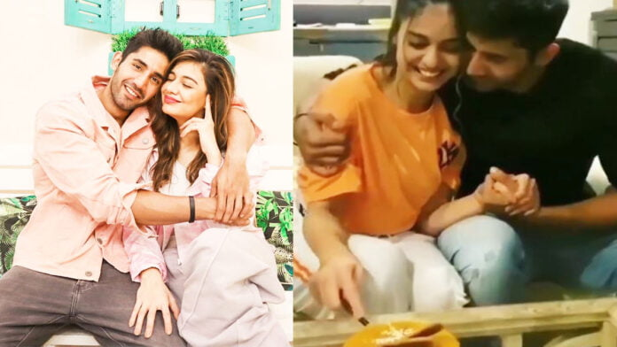 Bigg Boss OTT winner Divya Agarwal and Varun Sood's loved up picture is melting our hearts
