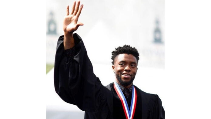 Chadwick Boseman gets honoured with renamed college