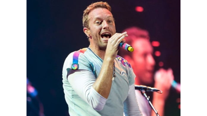 Chris Martin having a hard time over his 'religious upbringing'