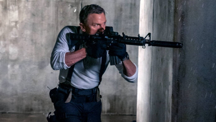 The James Bond franchise 'No Time To Die', to release on 30th September