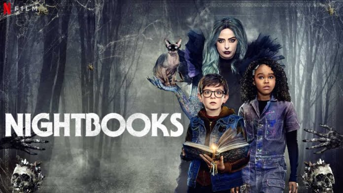 Movie Review   Nightbooks: An insipid fantasy-horror tale