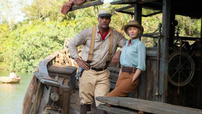 What the boat meant Dwayne Johnson, Emily Blunt in Jungle Cruise