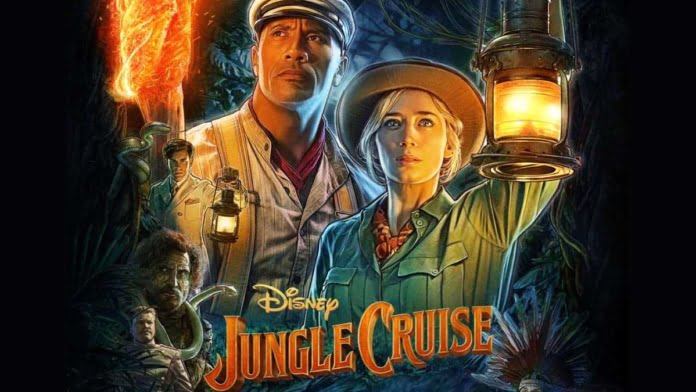 Dwayne Johnson: 'Jungle Cruise' ride is all about wish fulfillment