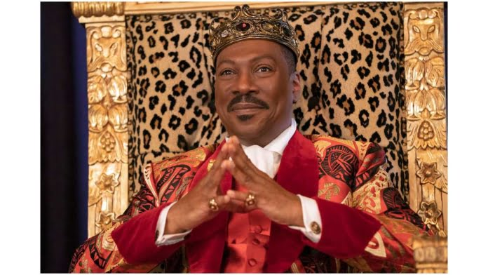 Eddie Murphy signs three-picture, first-look deal with Amazon Studios