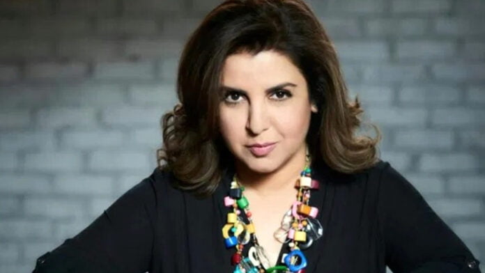 'Fully vaccinated' Farah Khan tests Covid positive