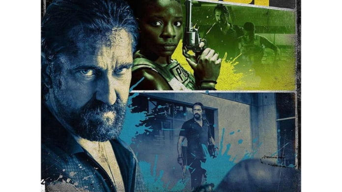 Gerard Butler on his role for 'Copshop'