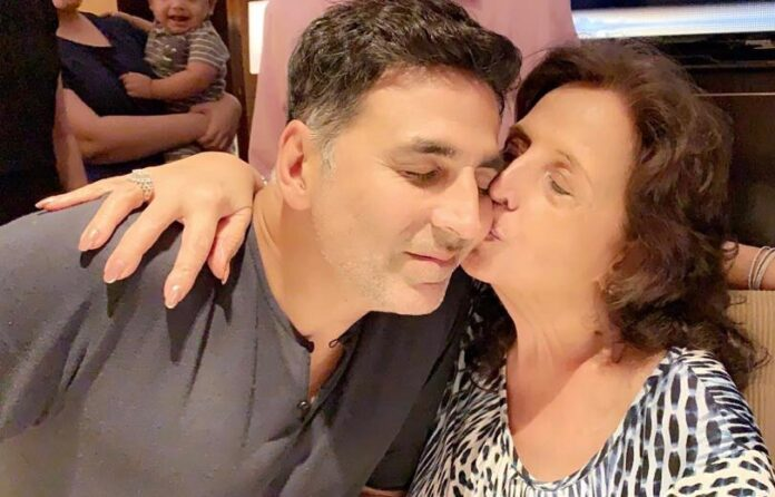 Happy Birthday Akshay Kumar: He pens emotional note for mother on his 54th birthday